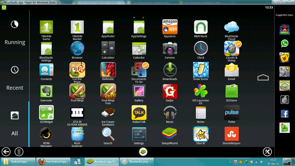 how to download android apps on pc using bluestacks